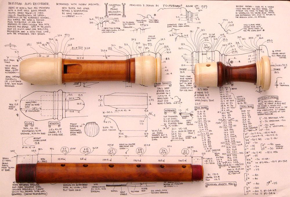 Flauta Bressan Alto